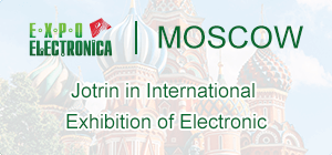 Jorin Moscow Exhibition
