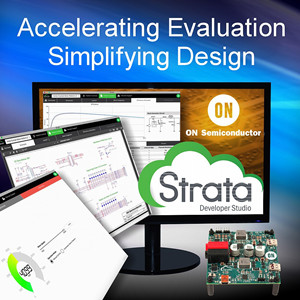 ON Semiconductor will demonstrate the Strata Developer studio TM Rapid Power Analysis Solution