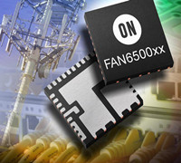FAN6500X Family PWM Buck Converters Is Released,Which Push ON Semiconductor To Move Forward