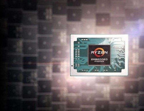 AMD releases arron embedded R1000 SoC: Zen architecture, dual core quad thread, 3 times performance improvement