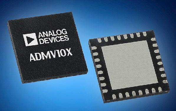 Analog Devices'  electronic part number naming conventions