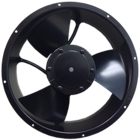 AC & DC axial fans available for harsh environments and IP56 rated