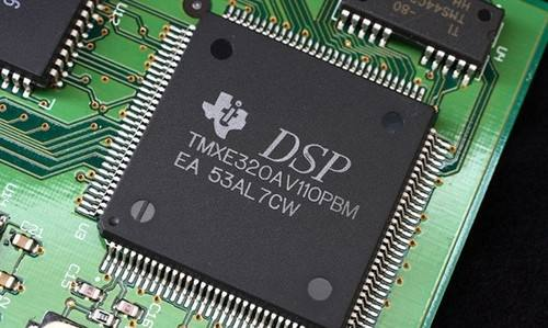 Low-Power DSP delivers up to 200 MHz performance.
