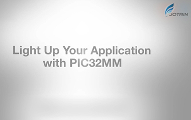 Light up your Application with PIC32MM